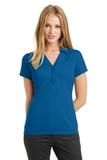 Women's OGIO Framework Polo Bolt Blue Thumbnail