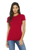 BELLACANVAS Women's The Favorite Tee Red Thumbnail