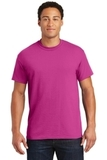 Ultra Blend 50/50 Cotton / Poly T-shirt Heliconia Thumbnail