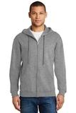 Full-zip Hooded Sweatshirt Oxford Thumbnail