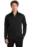 Eddie Bauer Smooth Fleece Base Layer Full-Zip Black Thumbnail
