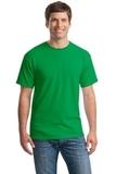 Heavy Cotton 100 Cotton T-shirt Irish Green Thumbnail
