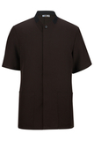 100 Polyester Men's Solid Tunic Brown Thumbnail