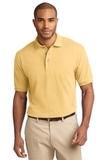 100% Cotton Polo Shirt Yellow Thumbnail
