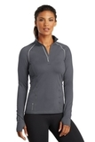 Women's Ogio Endurance Nexus 1/4-zip Pullover Gear Grey Thumbnail