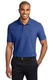 Stain-resistant Polo Shirt Royal Thumbnail