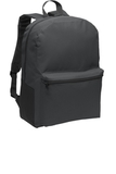 Value Backpack Dark Charcoal Thumbnail
