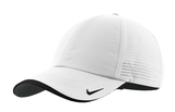 Dri-fit Swoosh Perforated Cap White Thumbnail
