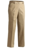 Women's 4 Pocket Flat Front Pant Khaki Thumbnail