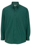 Men's Easy Care Poplin Shirt LS Hunter Thumbnail
