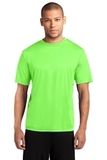 Essential Performance Tee Neon Green Thumbnail