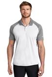 Nike Dry Raglan Polo White with Cool Grey Thumbnail