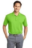 Nike Golf Dri-FIT Vertical Mesh Polo Action Green Thumbnail