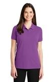 Women's EZ-Cotton Polo Bright Violet Thumbnail