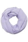 Edwards Mini Mesh Infinity Scarf Womens Lavender Thumbnail