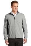 Collective Soft Shell Jacket Gusty Grey Thumbnail