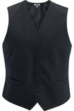 Redwood & Ross Signature Women's High-button Vest Navy Thumbnail