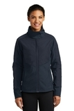 Women's OGIO ENDURANCE Brink Soft Shell Propel Navy Thumbnail