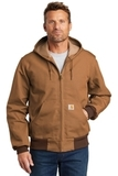 Carhartt Tall Thermal-Lined Duck Active Jac Carhartt Brown Thumbnail