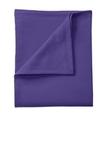 Core Fleece Sweatshirt Blanket Purple Thumbnail