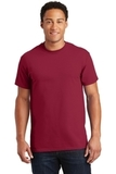 Ultra Cotton 100 Cotton T-shirt Cardinal Red Thumbnail