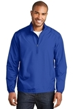 Zephyr 1/2-Zip Pullover True Royal Thumbnail