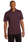 Micropique Sport-wick Pocket Polo Maroon Thumbnail