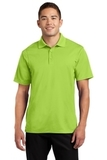 Micropique Performance Polo Shirt Lime Shock Thumbnail