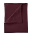 Core Fleece Sweatshirt Blanket Maroon Thumbnail