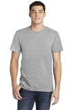 American Apparel Fine Jersey T-Shirt Heather Grey Thumbnail