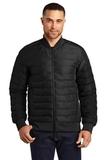 OGIO Street Puffy Full-Zip Jacket Blacktop Thumbnail