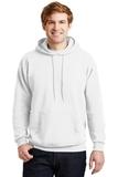 Comfortblend Pullover Hooded Sweatshirt White Thumbnail