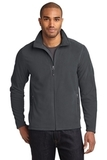 Eddie Bauer Full-zip Microfleece Jacket Grey Steel Thumbnail