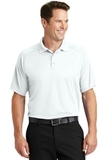 Dry Zone Performance Raglan Polo Shirt White Thumbnail