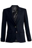 Women's Single Breasted Blazer Dark Navy Thumbnail