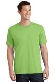 5.5-oz 100 Cotton T-shirt Lime Thumbnail