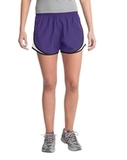 Women's Cadence Short Purple with White and Black Thumbnail