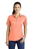 Women's Posi-UV Pro Polo Soft Coral Thumbnail