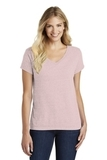 Women's Made Perfect Blend V-Neck Tee Heathered Lavender Thumbnail