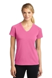 Women's Ultimate Performance V-neck Bright Pink Thumbnail