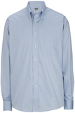 Men's Pinpoint Oxford Shirt LS Blue Thumbnail
