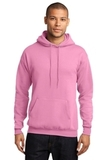 7.8-oz Pullover Hooded Sweatshirt Candy Pink Thumbnail