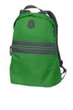 Nailhead Backpack Shamrock Green with Smoke Grey Thumbnail