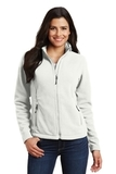 Women's Value Fleece Jacket Winter White Thumbnail