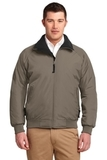 Challenger Jacket Khaki with True Black Thumbnail