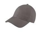 New Era Adjustable Unstructured Cap Graphite Thumbnail