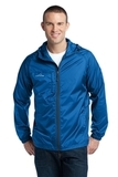 Eddie Bauer Packable Wind Jacket Brilliant Blue Thumbnail