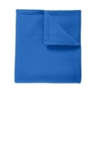Core Fleece Blanket Snorkel Blue Thumbnail