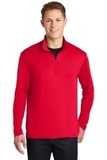 Competitor 1/4-Zip Pullover True Red Thumbnail