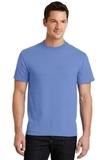 50/50 Cotton / Poly T-shirt Carolina Blue Thumbnail